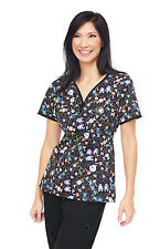 Koi Tokidoki Christina Candy! scrubs scrub uniform shirt top nursing NWT HTF