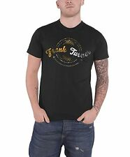 Frank Turner Circle Logo Official Mens New Black T Shirt