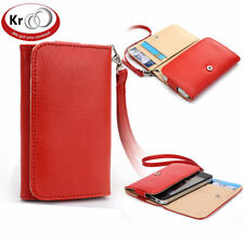 Kroo Clutch Wristlet Wallet for Smartphone up to 4 Inch