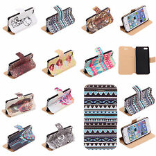 CHEAP~Cute Flip Leather Wallet Phone Stand Case Cover Skin For Apple iPhone 5/5S