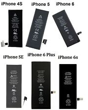 Brand New Replacement Battery for Various Apple iPhone Mobile Phones & iPods
