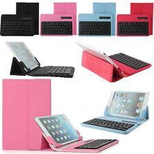 """Universal plug-in Bluetooth Wireless Keyboard Case Cover For 9 """"-10"""" Tablet PC"""