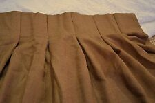 "JCPenney home INVERTED LINED PINCH PLEATED DRAPERY PANELS 25""W"