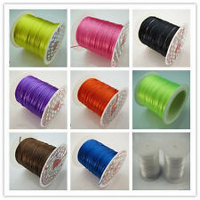 Free Jewelry Making Elastic Cord Wire Thread String Finding Bead DIY Bracelet