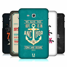 HEAD CASE DESIGNS CHRISTIAN TYPO 2 CASE FOR SAMSUNG GALAXY TAB 3 LITE 7.0 T111