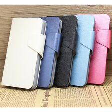 5 colors Flip Leather Case Cover For Alcatel One Touch Idol Mini 6012D a