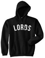 Kings of NY Lords Pullover Hoodie Hoody  New York Traplord Asap trill dope Roc