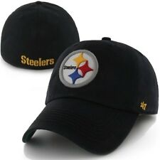 Pittsburgh Steelers 47 Brand Franchise Team Logo Fitted Hat