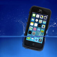 WATERPROOF SHOCKPROOF HEAVY DUTY DIRT RESISTANT CASE COVER FOR iPHONE 5 5S SE