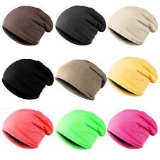 Women Men Candy New Outdoor Ski Winter Warm Baggy Hip-hop Slouch Hat Cap Beanie