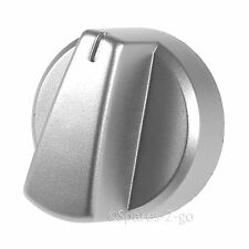 BELLING Oven Cooker Hob Gas Control Knob Silver Switch Spare Part 444447140