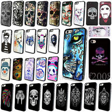 Fashion Magic Skull Phone Hard Back Cover Case For Apple iPhone 4 4S 5 5S 5C New