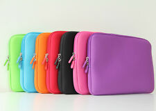 "Neoprene Sleeve Bag Case Pouch For 10"" 10.1"" 9.7"" iPad Pro Netbook Laptop Tablet"