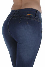 Style M839 – High Waist Colombian Design Butt lift, Levanta Cola, Skinny Jeans
