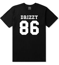 Kings of NY Drizzy Team 86 T-Shirt Drake Trophies Worst Fashion Jersey Ovo Style