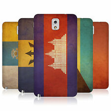 HEAD CASE VINTAGE FLAGS 2 BATTERY BACK COVER FOR SAMSUNG GALAXY NOTE 3 N9002