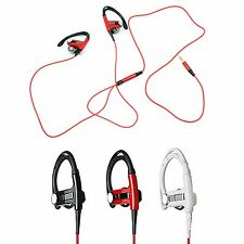3.5mm Sports Jogging Running In Ear Hook Earphone Headset for MP3 4 Cell Phone