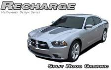 Split Hood Premium 3M Decal Stripe Vinyl Graphic 11 2012 2013 2014 Dodge Charger