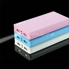 5V 2A USB 18650 6 Battery Mobile Power Bank Charger Box for Cell Phone MP3 MP4