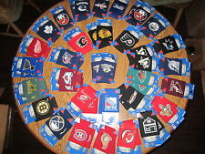 TWO(2) NHL NEOPRENE POCKET CAN KADDYS (ALL 30 TEAMS) READ BONUS IN DESCRIPTION