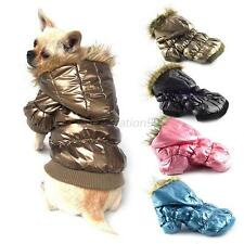 Special Cotton Jacket Down Coat Winter Puppy Warm Hoodie Pet Dog Apparel Clothes
