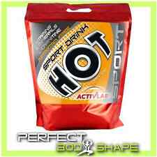 ActivLab HOT Sport Drink 1KG - Isotonic sport drink - 5 flavours - carbohydrates