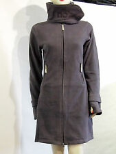 Bench Jacke Mantel Fleece long Funnel Neck Funnelneck  Gr.M L oder XL