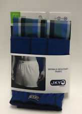 Jockey Mens Boxer 2 Pack Underwear Boxers cotton blends