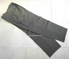 Dutch Military Surplus Airforce Gray Combat Trousers