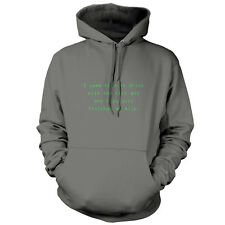 I Came Here To Drink Milk And Kick Ass - Unisex Hoodie / Hooded Top - Funny