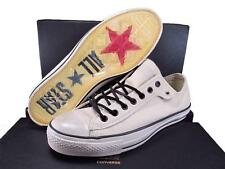 Converse X John Varvatos Chuck Taylor Oxford Ox LEATHER OFF WHITE 142977C