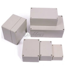 Waterproof ABS Plastic Electronics Junction Project Enclosure Box Cover Screw