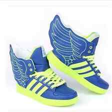 2014 Korean version of the high-top lace wings shoes men shoes shoes couple mode