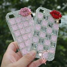 New Luxury 3D Bling Crystal Rhinestone Mobile phone shell For mobile phone
