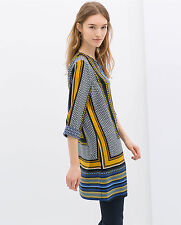 ZARA PRINTED KAFTAN both colors various sizes lowest price