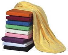 Fitted Sheet Sheet Bed Lake Fitted Sheet Sheet 30 Colours All Sizes