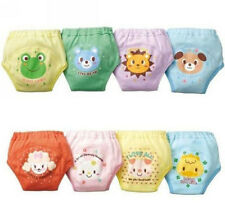 Bright color 4 pcs Baby Boys 4 Layers Waterproof Potty Training Pants CA JC