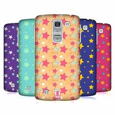 HEAD CASE DESIGNS STARS PATTERNS CASE COVER FOR LG G PRO 2 D838