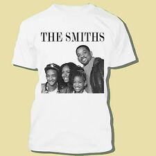 The Smiths How To Piss Off A Hipster Gift Morrissey Will Smith Family T Shirt