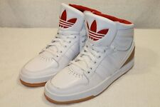 NWT ADIDAS ORIGINALS COURT ATTITUDE WHITE SNEAKERS SHOES SIZE 9 10 11 11.5 12