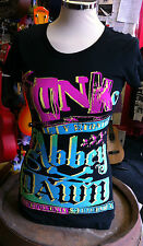 NEW Abbey Dawn Flyer Punk Tee L rrp £25.99 AVRIL LAVIGNE