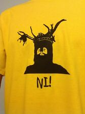 MONTY PYTHON, THE KNIGHTS WHO SAY NI! Holy Grail., loan knight style T-Shirt