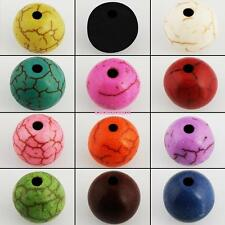 Turquoise Gemstone Round Loose Spacer Beads DIY Jewelry Necklace 6mm 8mm 10mm