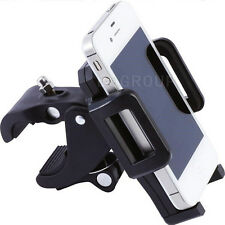 Fit For Mobile Cell Phone Bike Cycle Bicycle Handlebar Mount Holder Grip Cradle