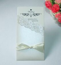 Roses wedding invitation cards, envelopes, custom personalized printing