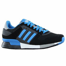 Adidas ZX630 Black Blue Mens Trainers