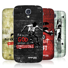 HEAD CASE CHRISTIAN RIDER BATTERY BACK COVER FOR SAMSUNG GALAXY S4 I9500