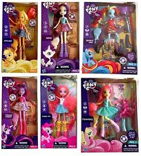 My Little Pony Equestria Girls Sunset Shimmer Trixie Lulamoon Dj Pon 3 Bnib!!