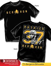 Patrice Bergeron Boston Bruins  Name Number shirt