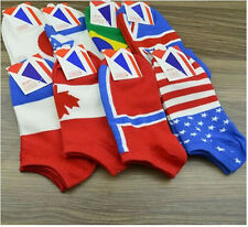 2014 World Cup made of pure cotton Men and women lovers are used socks